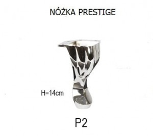 Nóżka Prestige do łóżek New Design